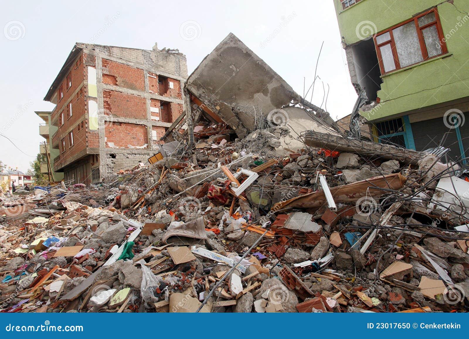 село землетрясения