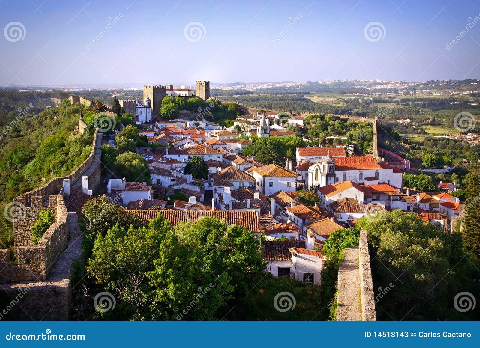 село obidos