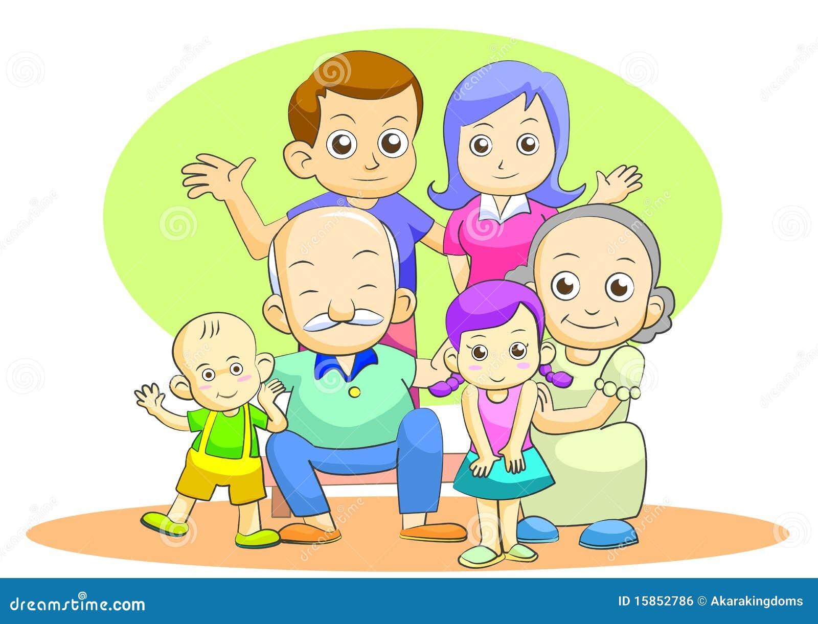 семья моя картинки