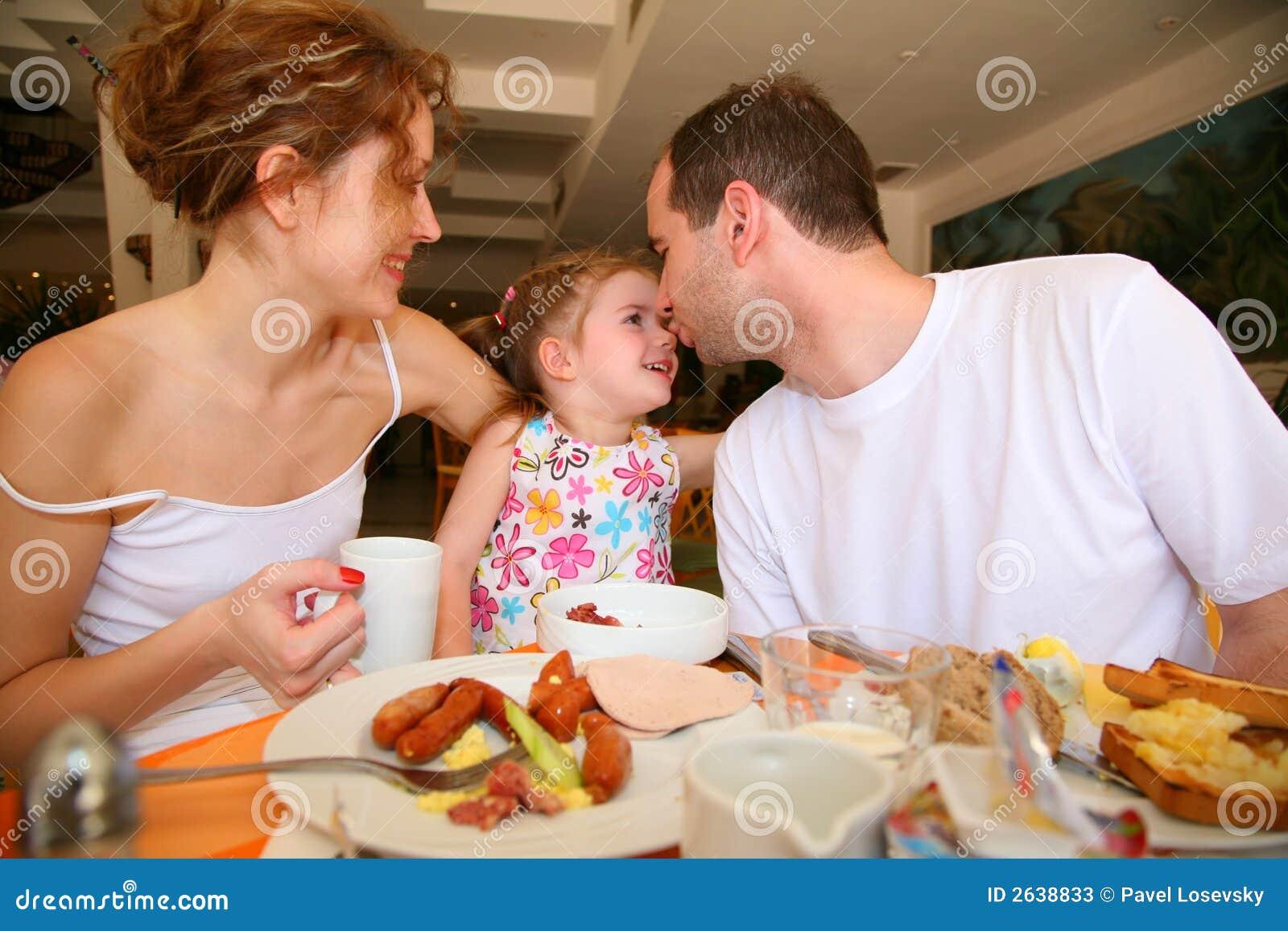 Ужин с мамой своими руками