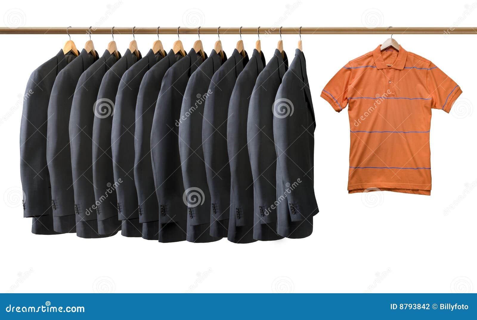 серая повиснутая рубашка t курток померанцовая