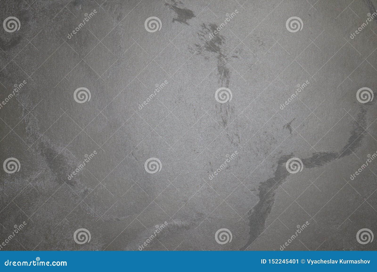Серая предпосылка стены Предпосылка металлического листа серебряная твердая Конструированная текстура grunge Предпосылка стены и