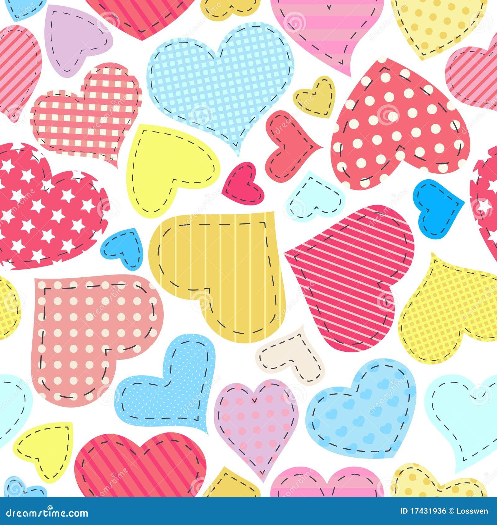сердца делают по образцу безшовное