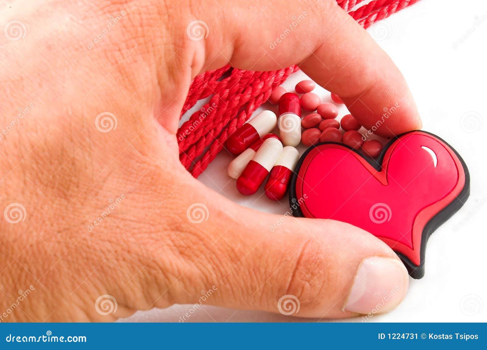 сердце внимательности принимает ваше