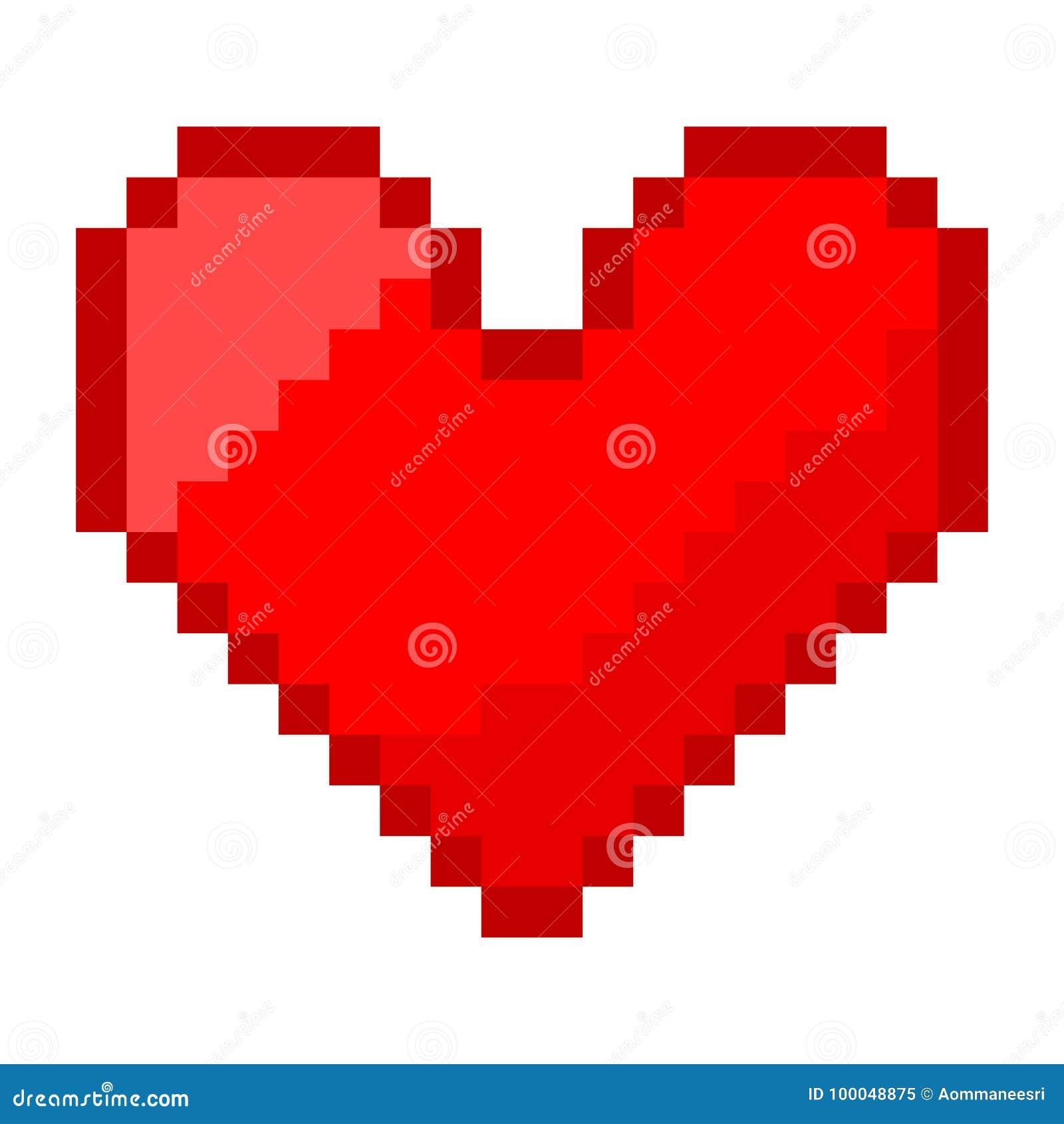 только вас как сделать открытку пиксельное сердце скором