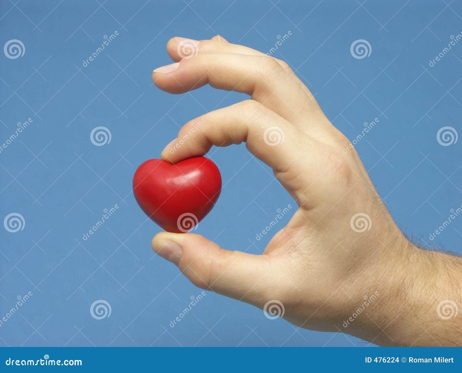 сердце подарка