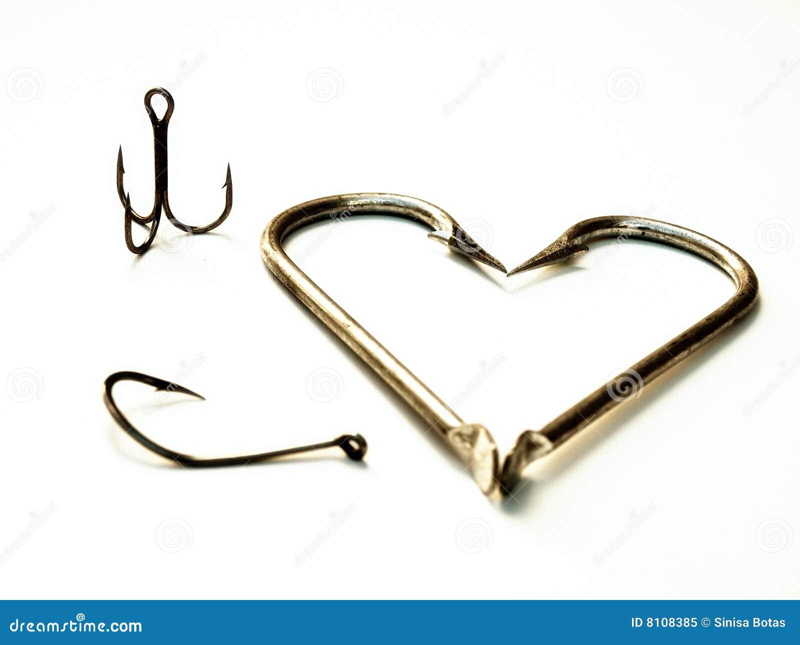 сердце рыболовства