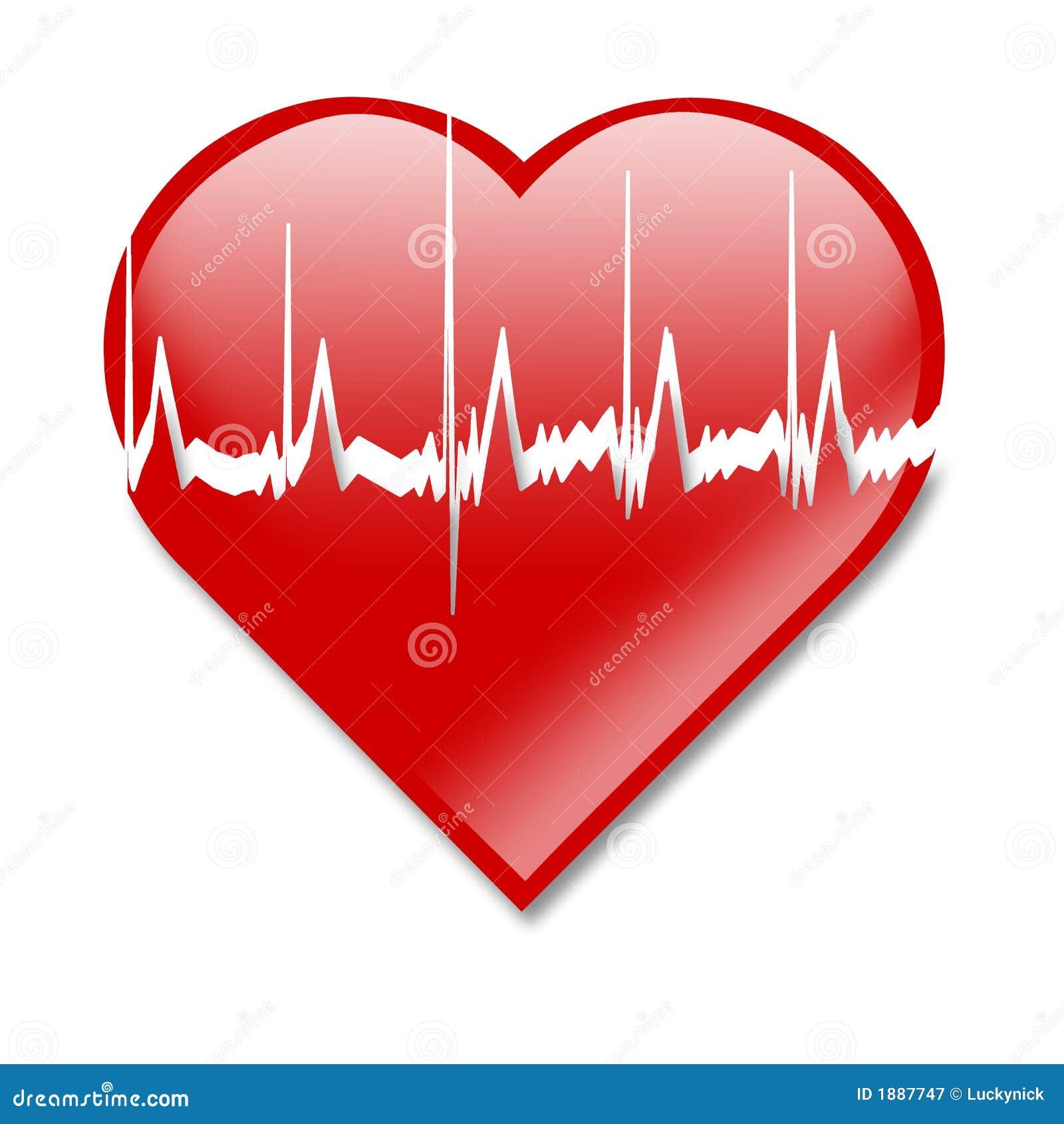 сердце удара