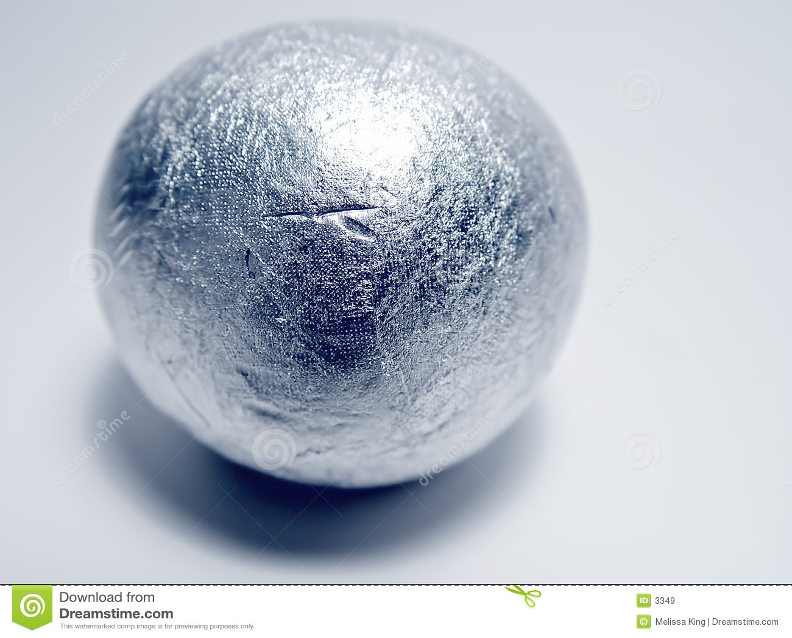серебр шарика