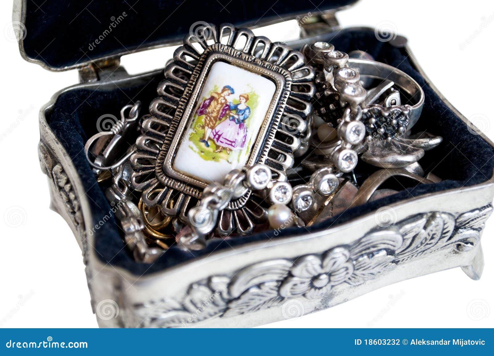 серебр ювелирных изделий