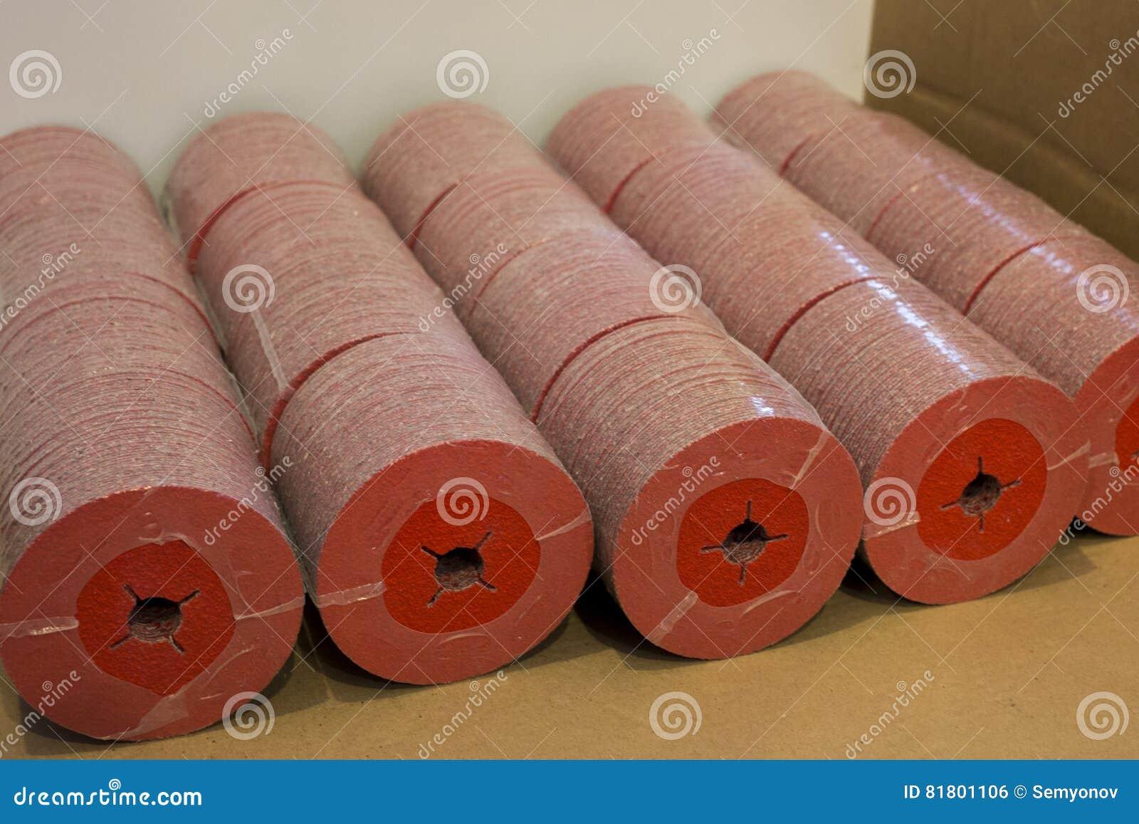 Серия дисков керамического волокна на palet