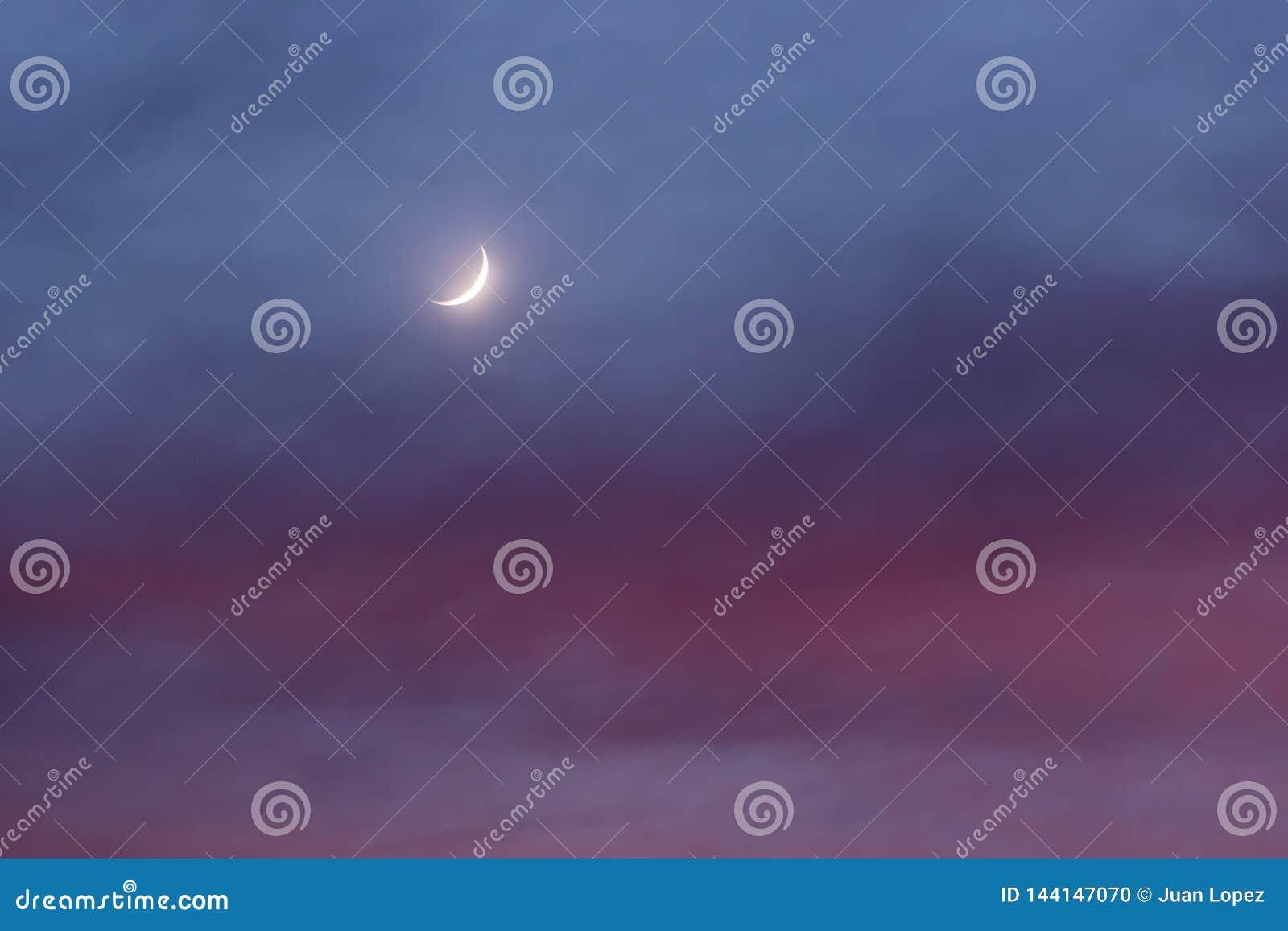 Серповидная луна