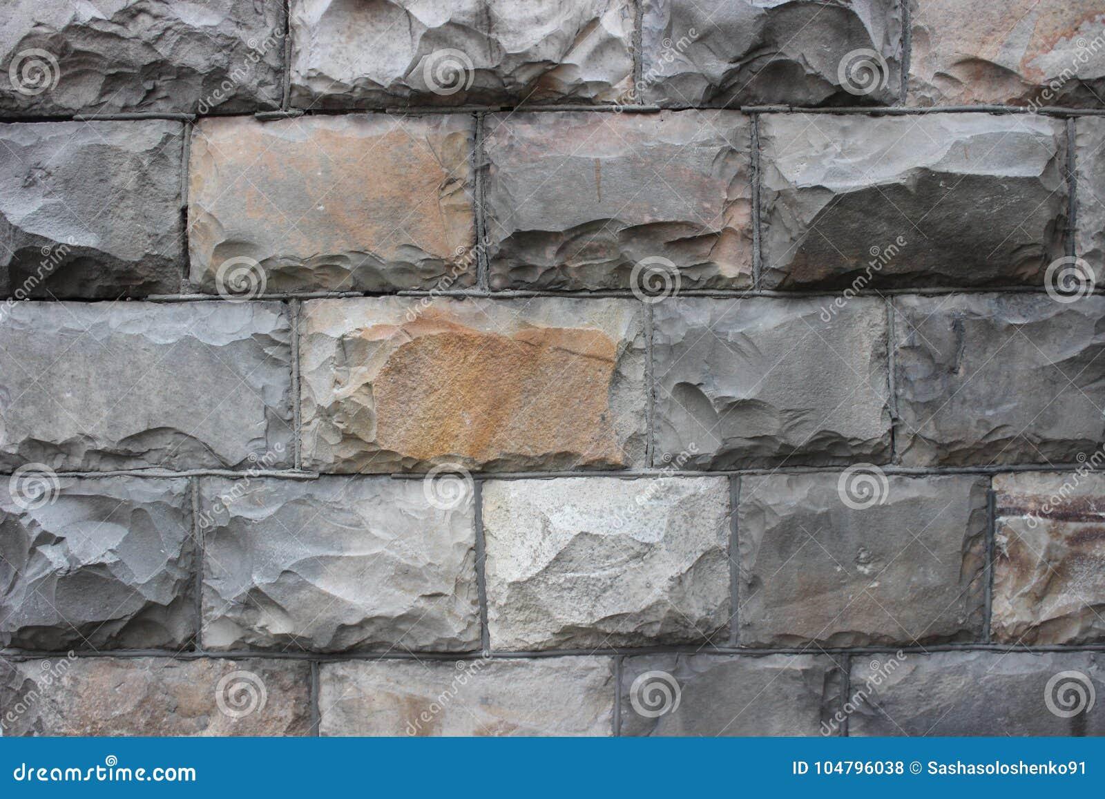 Серые камни surround, конец-вверх