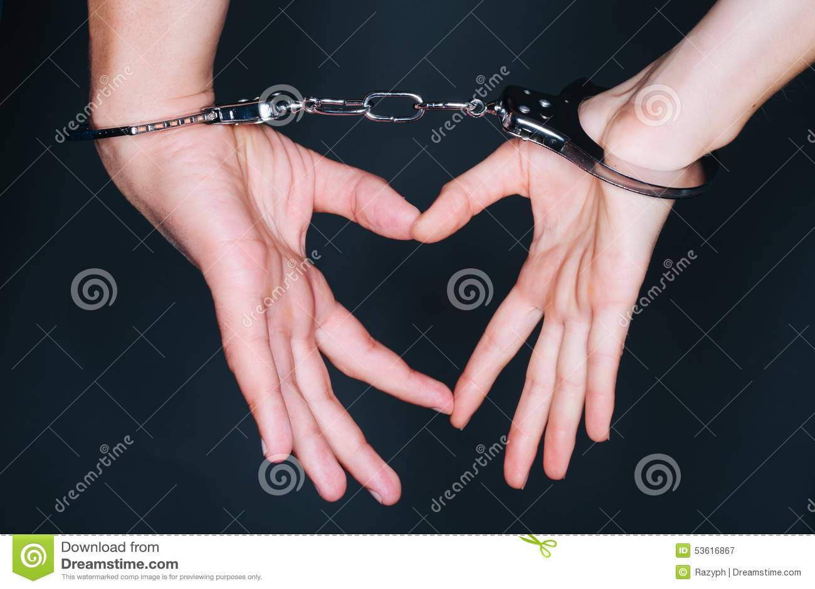 Любовь в наручниках #4