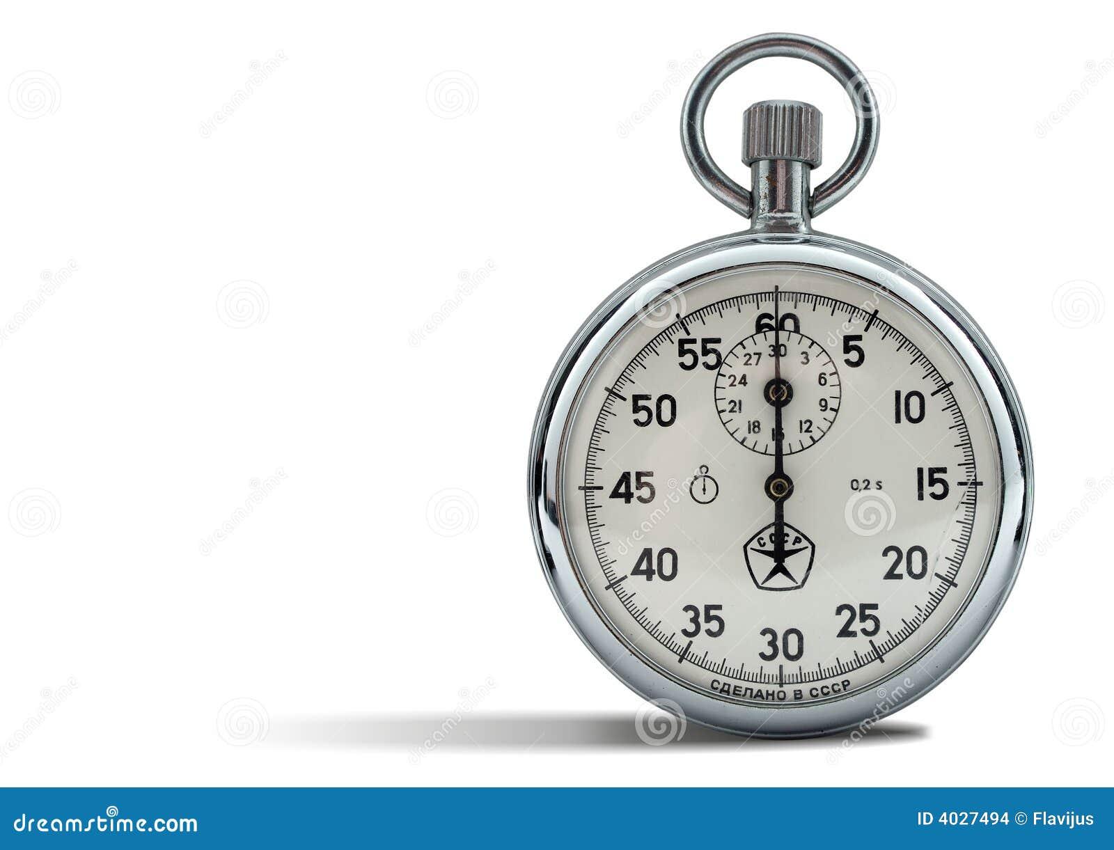 сетноой-аналогов секундомер