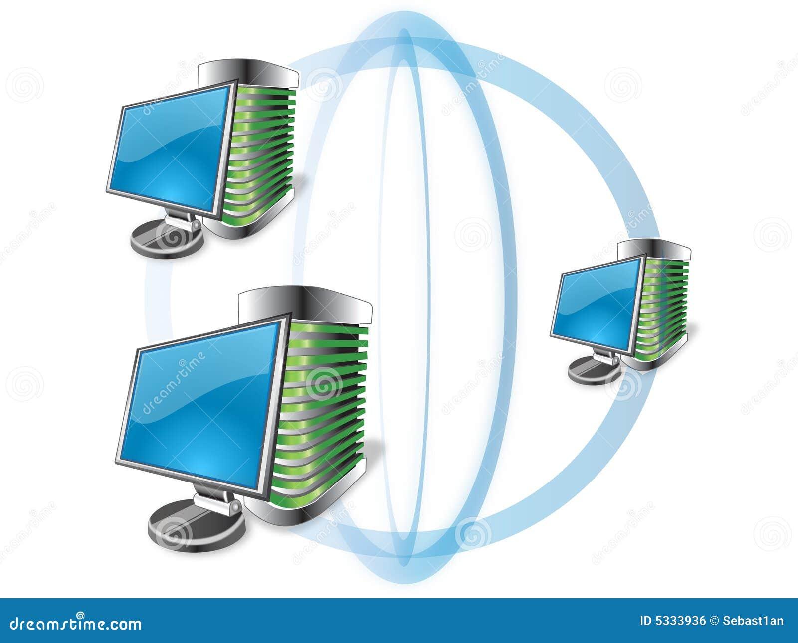 сеть икон