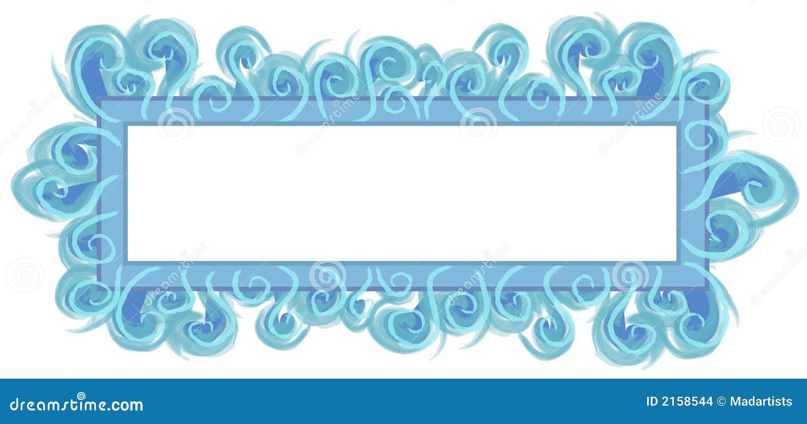 сеть страницы логоса aqua голубая