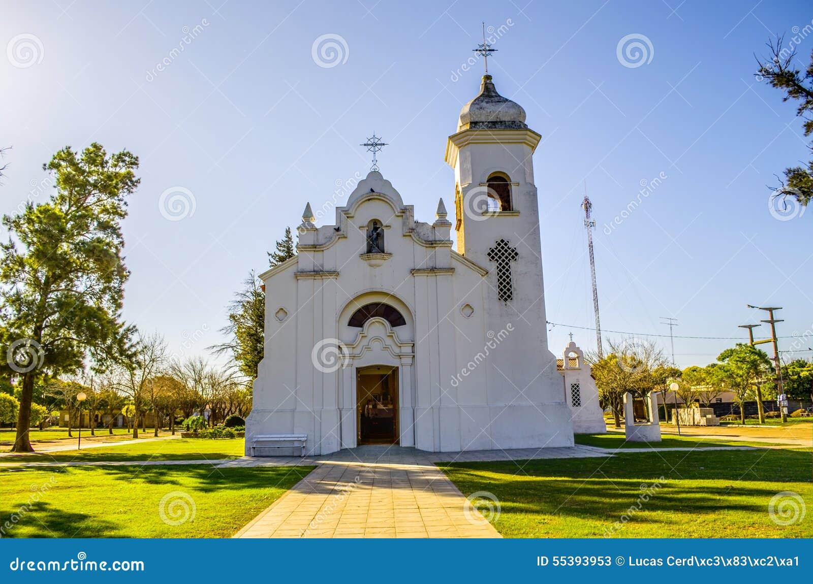 сельское церков старое