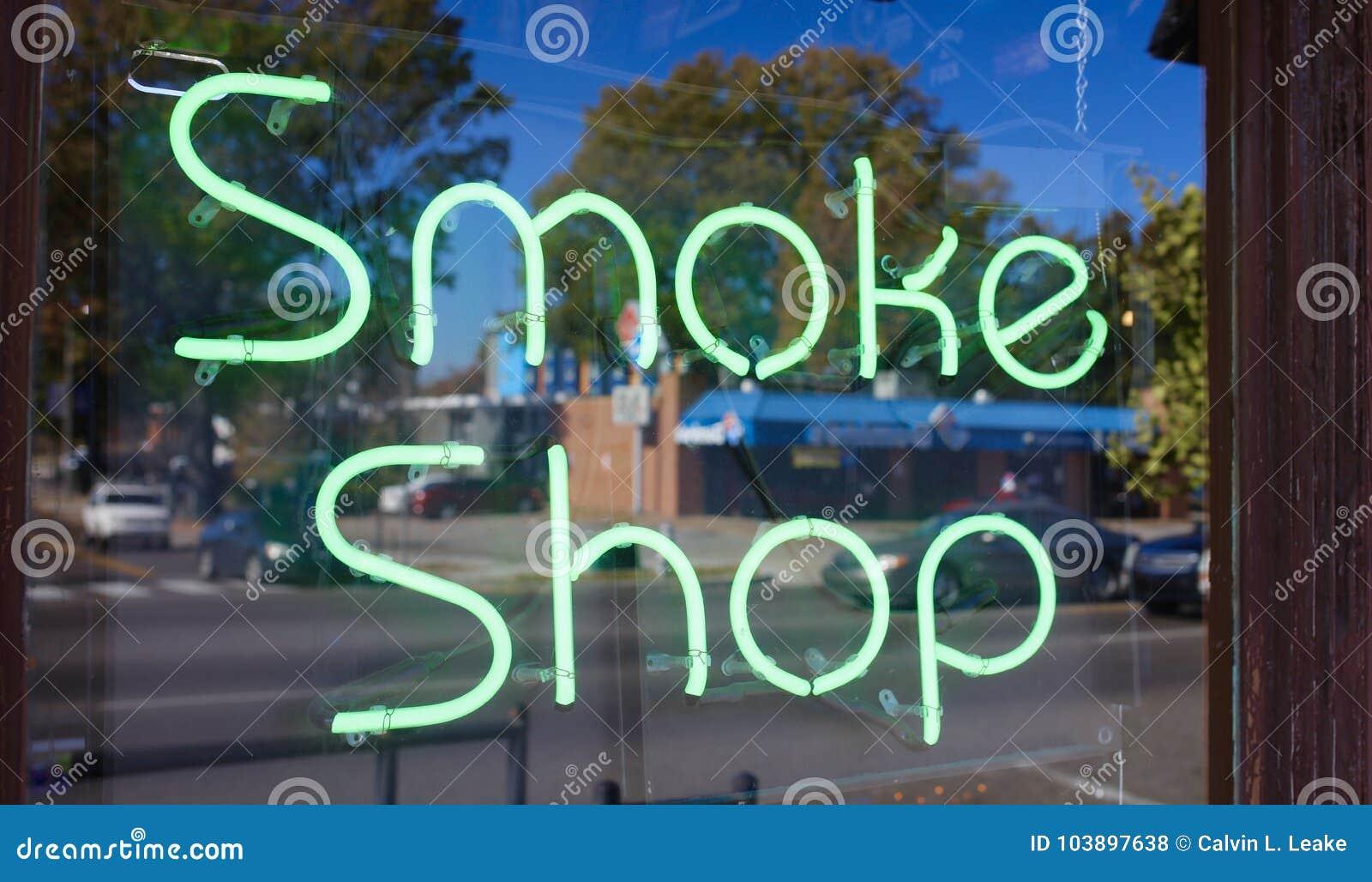 Сигареты, сигары и магазин E-сигарет