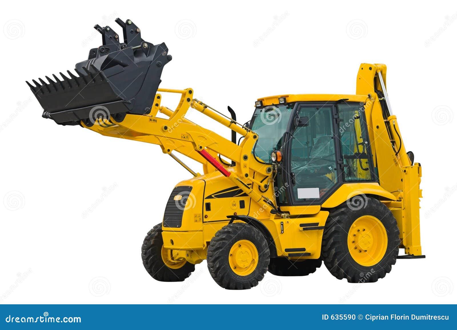 Download сила землечерпалки стоковое фото. изображение насчитывающей machinery - 635590