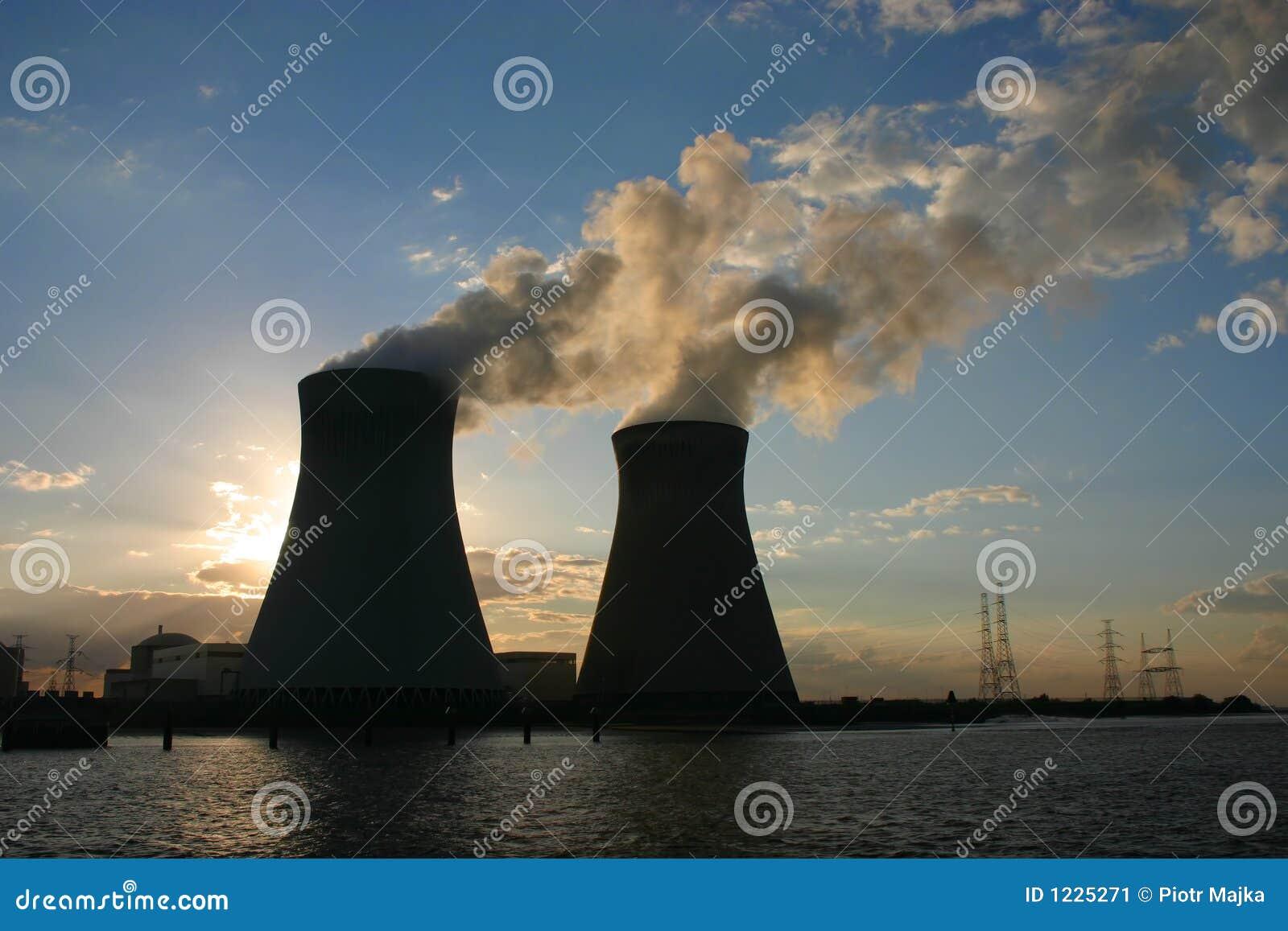 сила ядерной установки печных труб