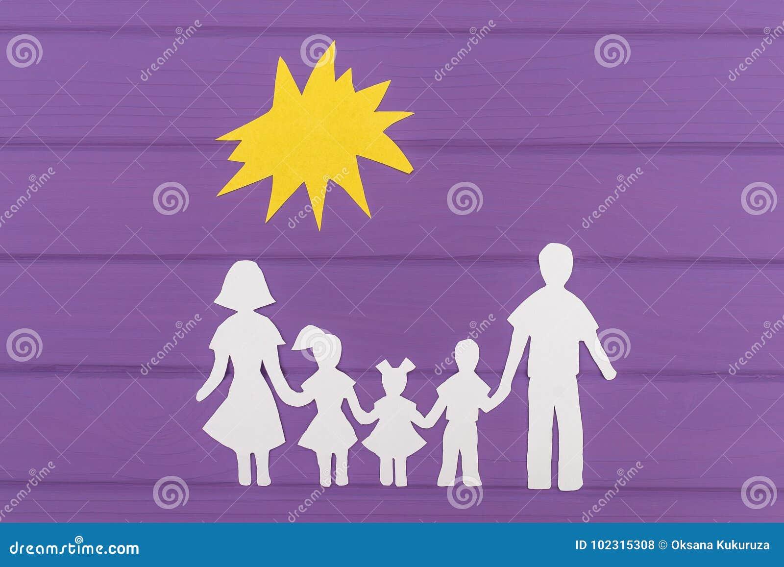 эти оттенки картинка с изображением всей семьи для вырезания ваша