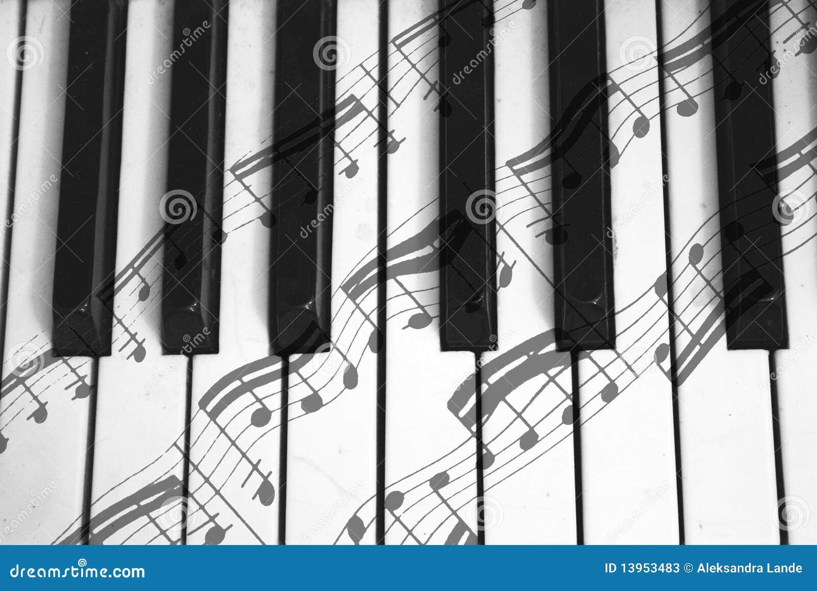 сильная сторона замечает рояль