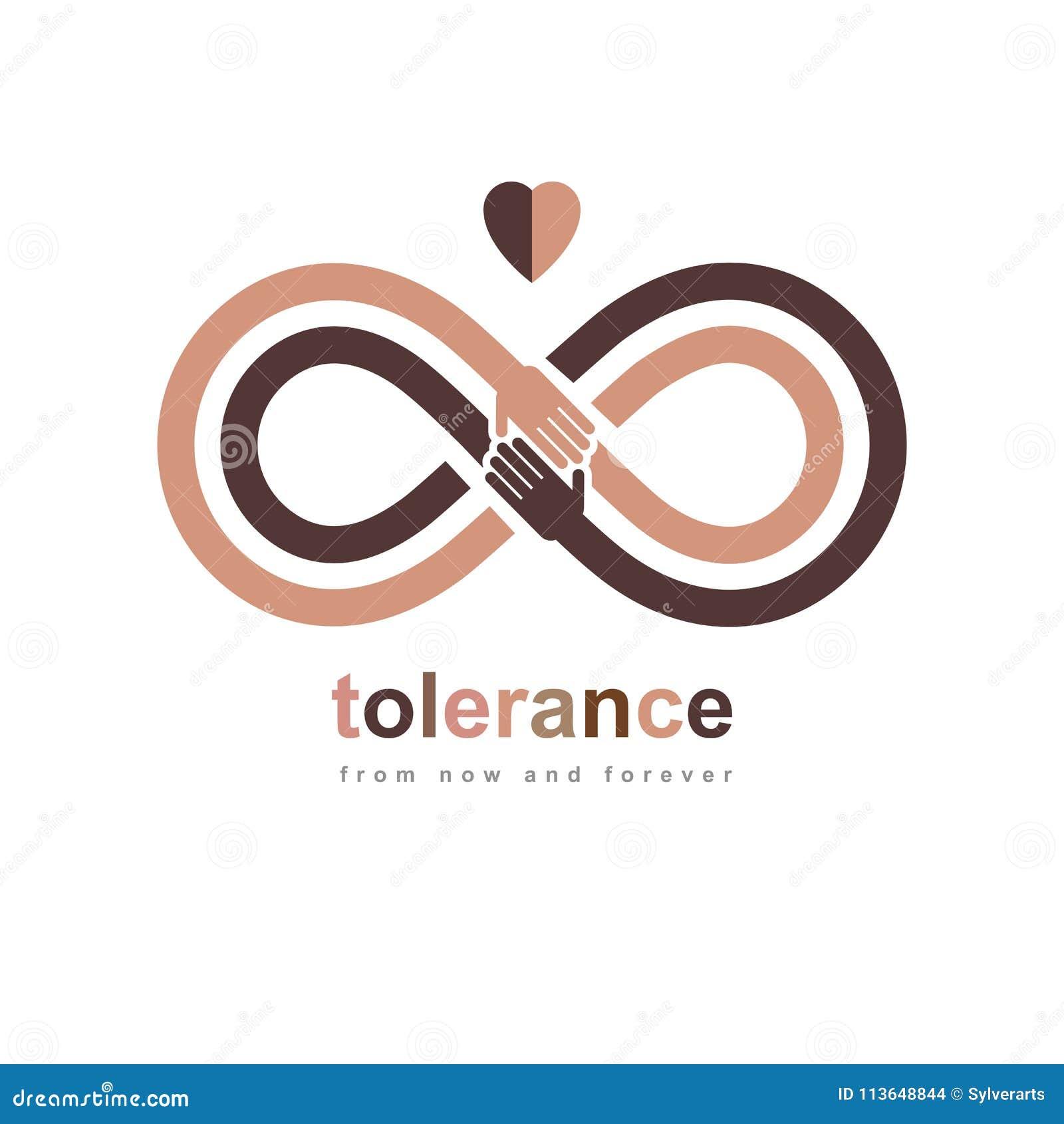 Символ расового допуска схематический, день Мартин Лютер Кинга, zero