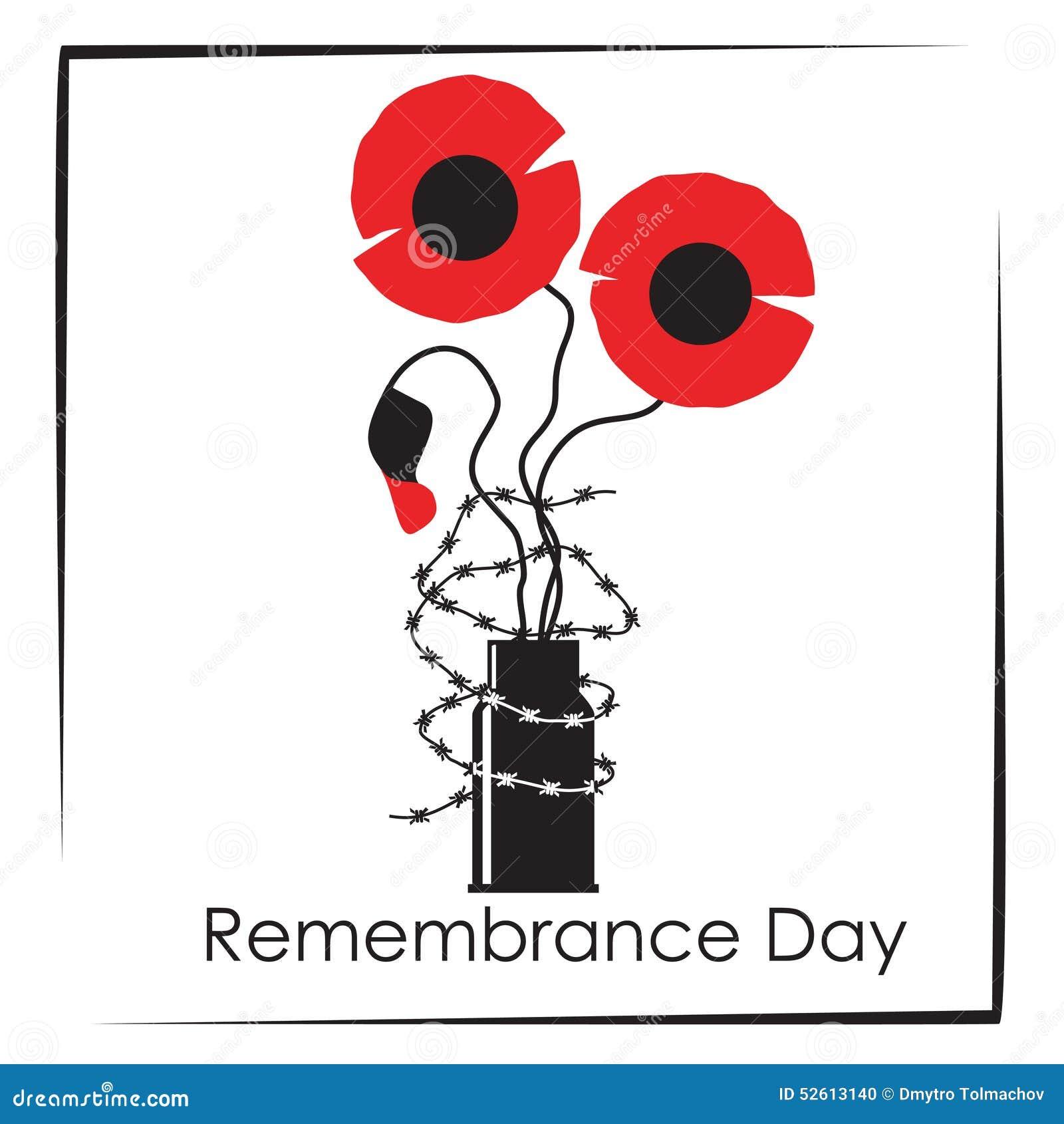Символ день памяти погибших в первую и вторую мировые войны
