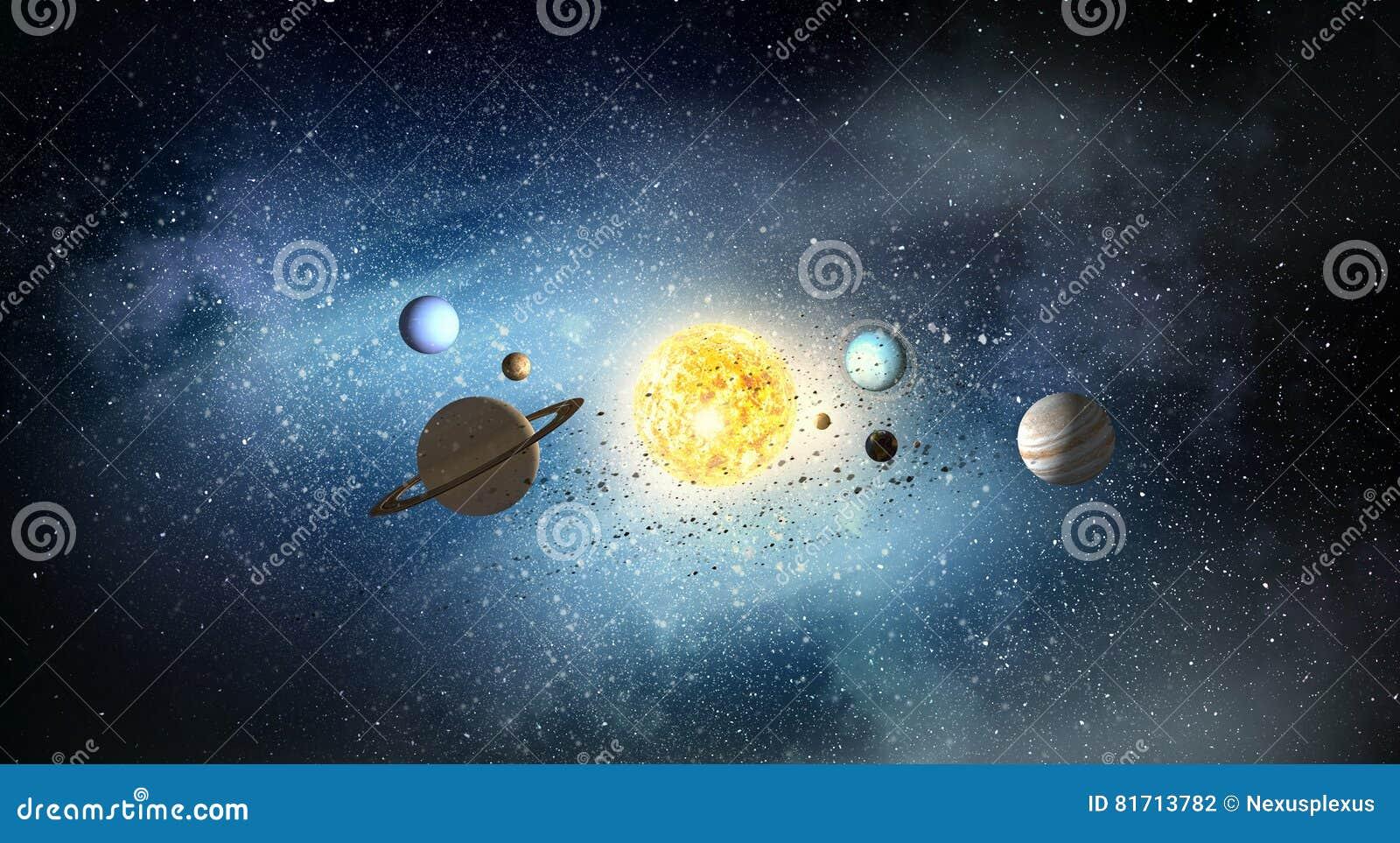 Система планет Мультимедиа
