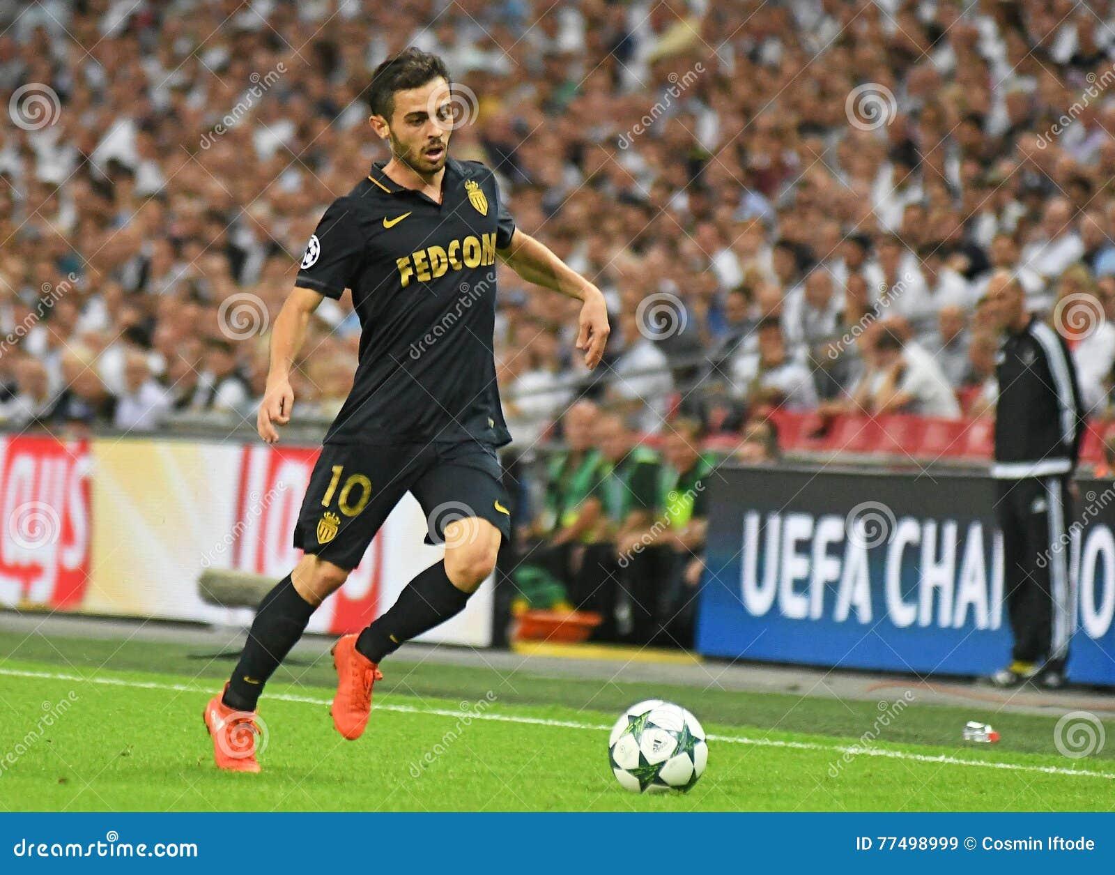 Бернардо силва футболист монако