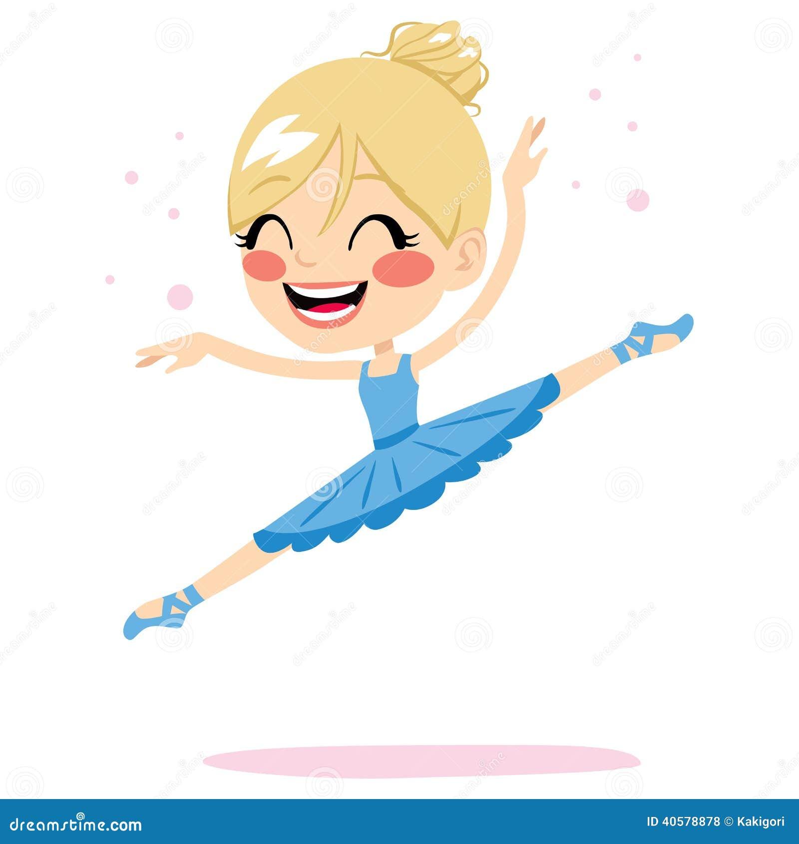 Скакать артиста балета