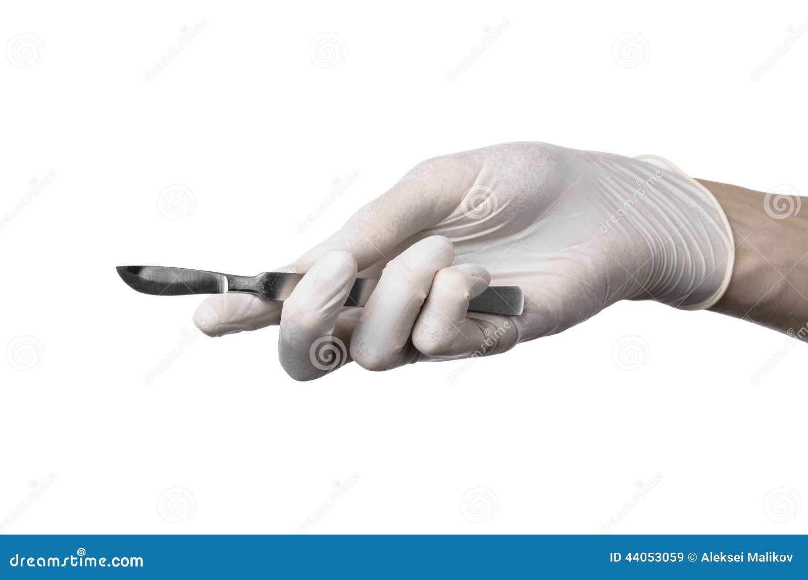 Скальпель я сжимаю в своей руке