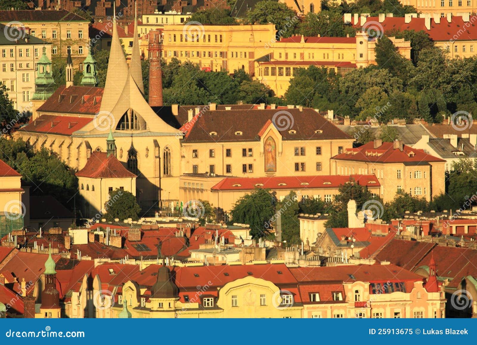 Скит Emmaus в Прага