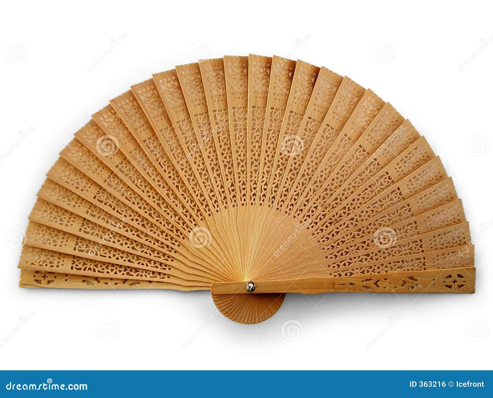 складчатость вентилятора