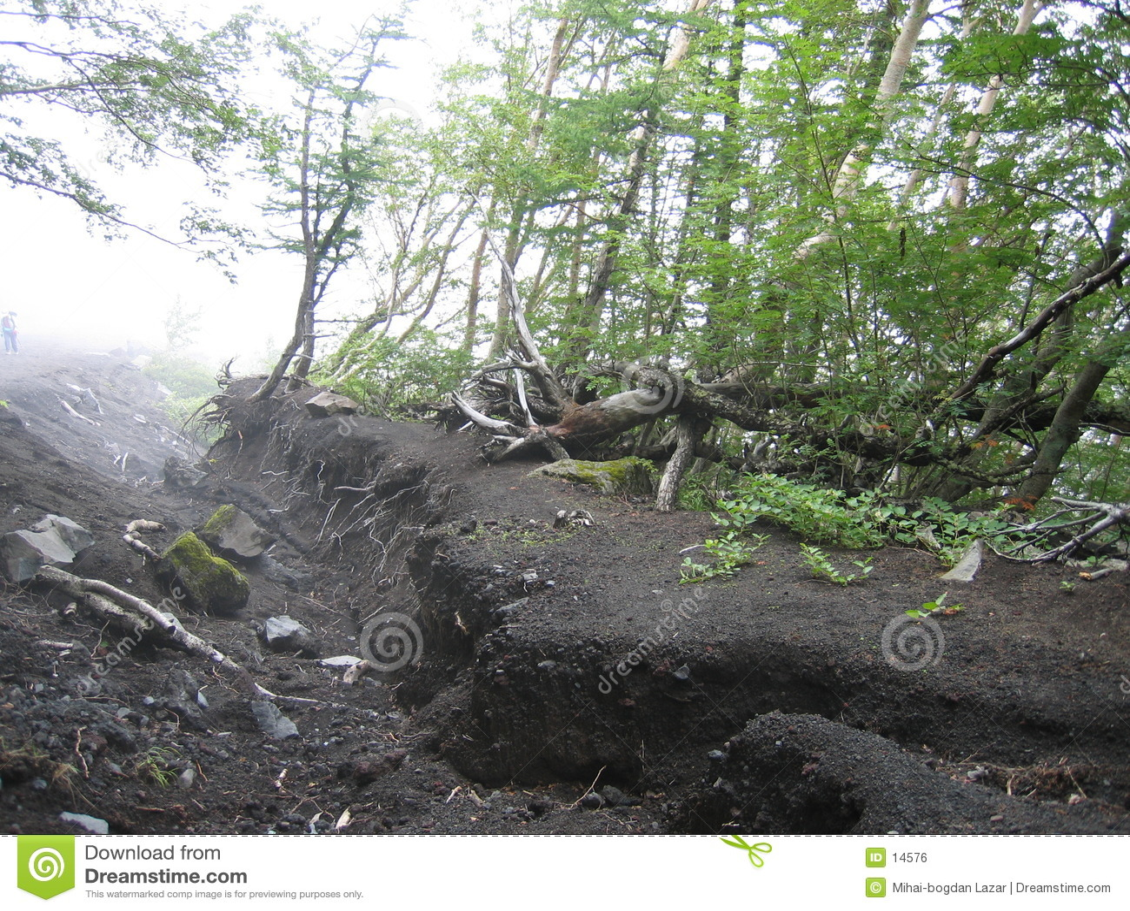 скольжение земли катаклизма естественное