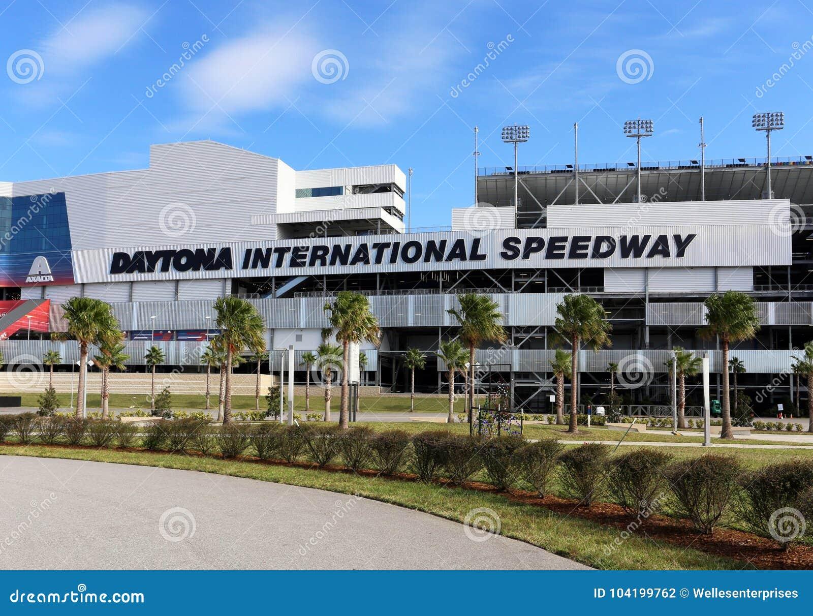 Скоростная дорога International Daytona