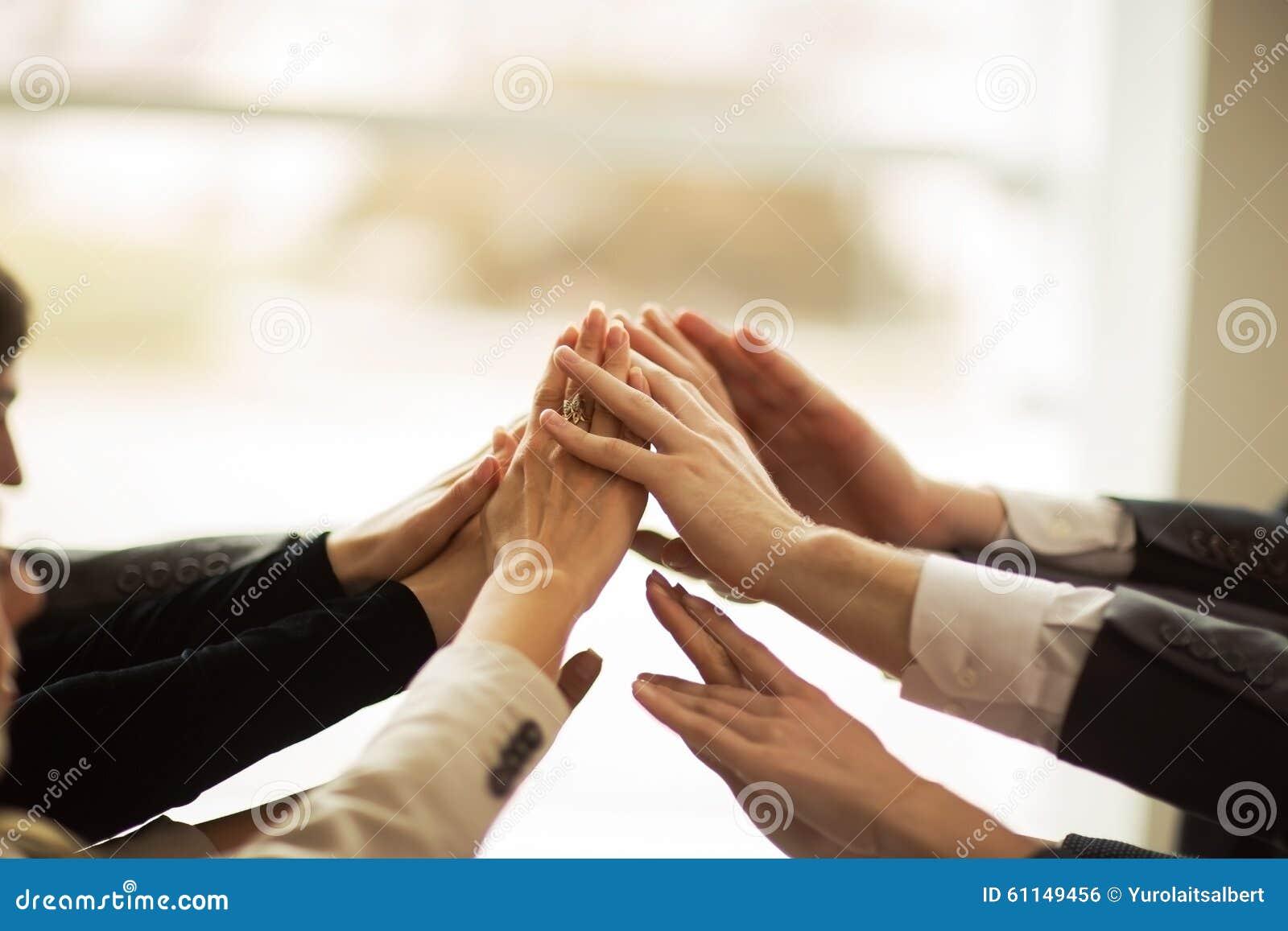 Складчатость рук совместно