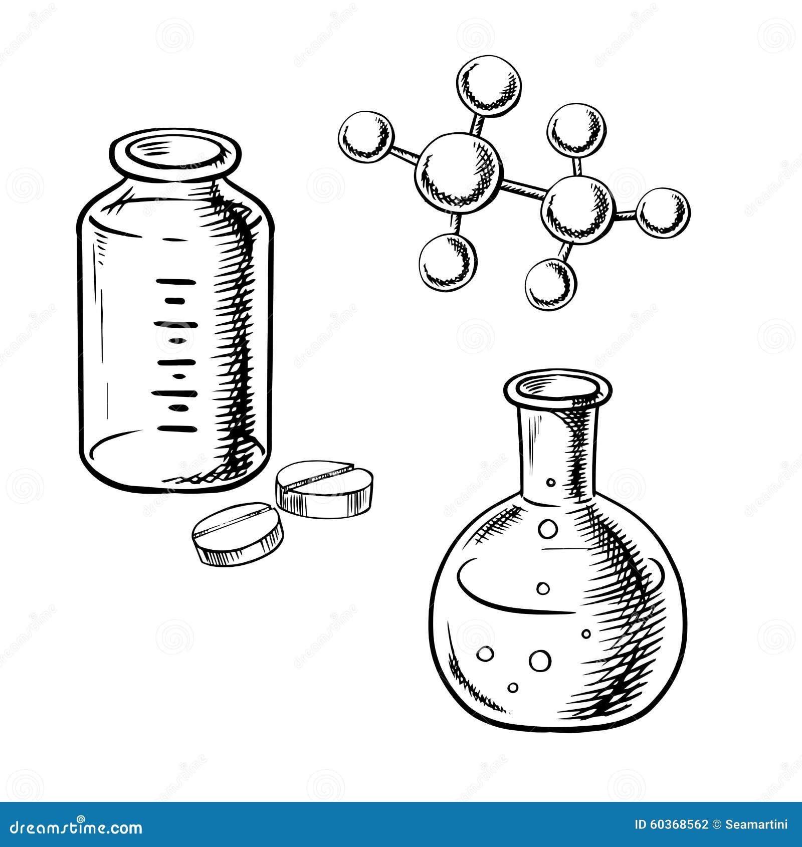 Картинка химический карандашом великолепная кухня