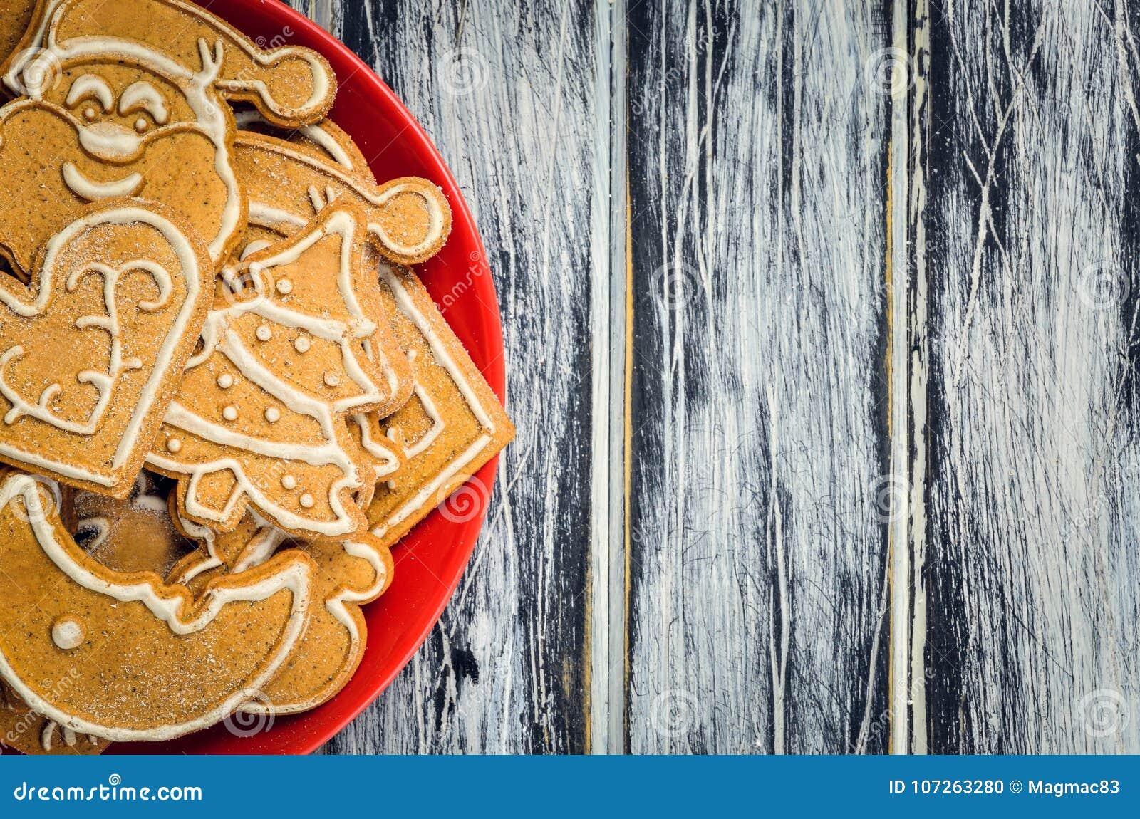 Сладостные печенья рождества