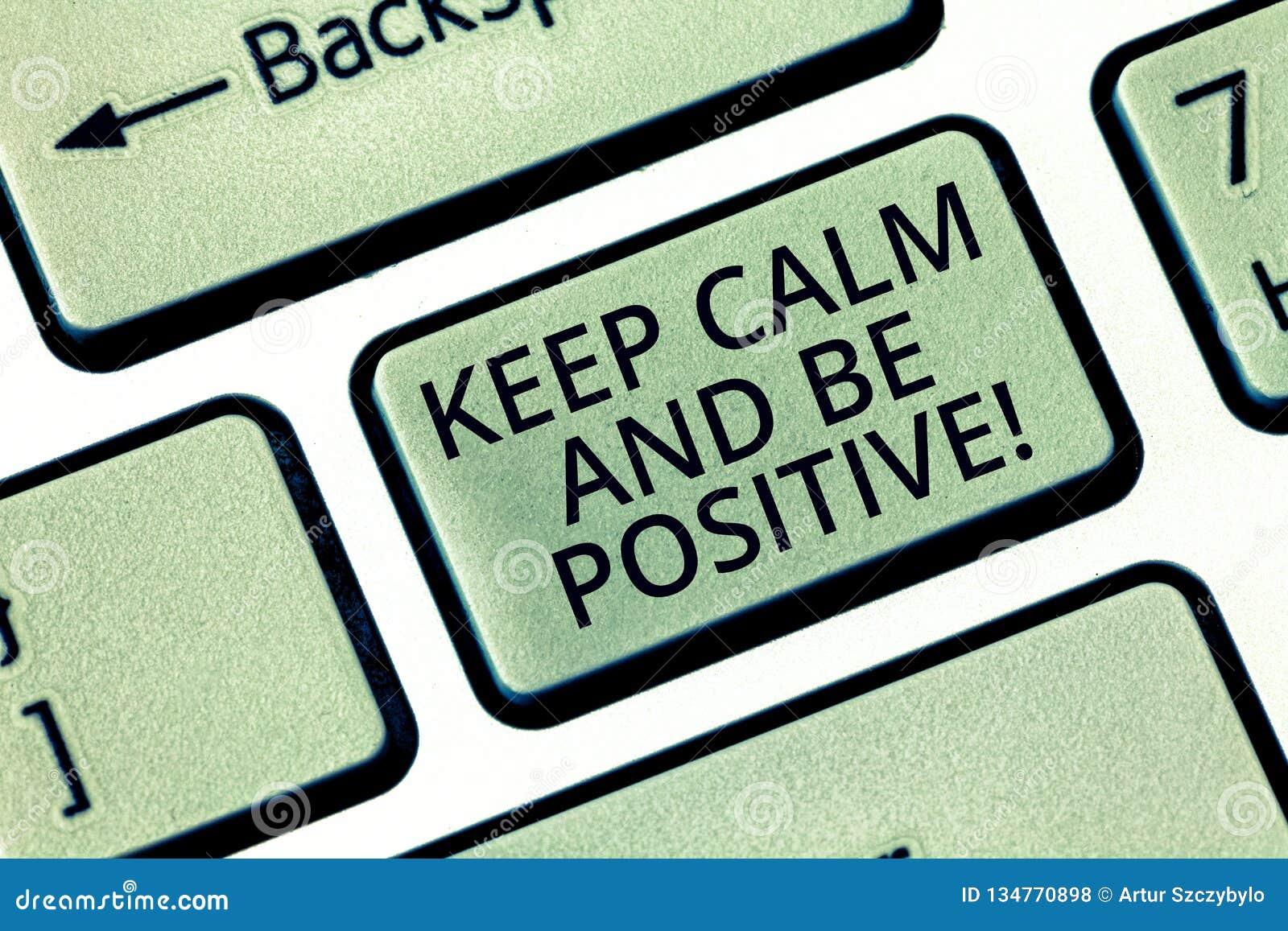 Слово писать текст держит спокойствие и положительно E