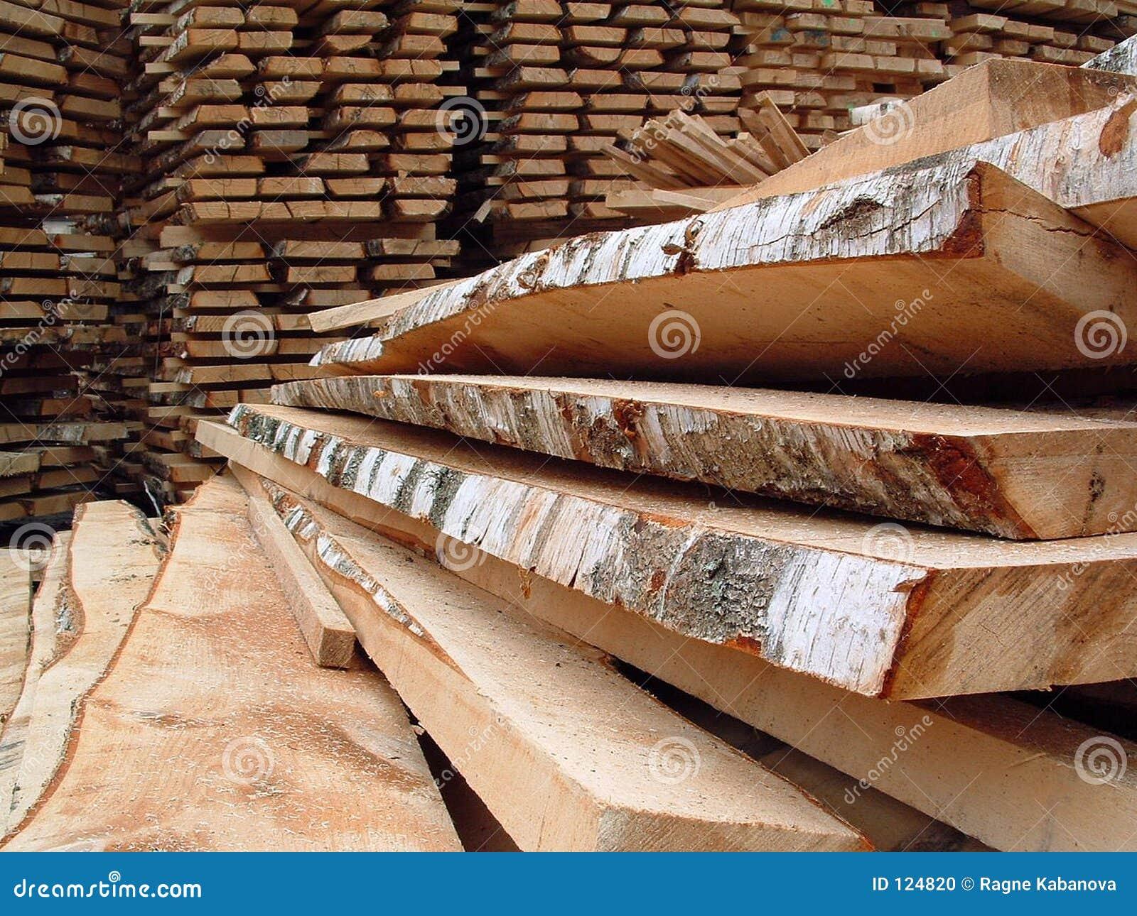 сложите древесину