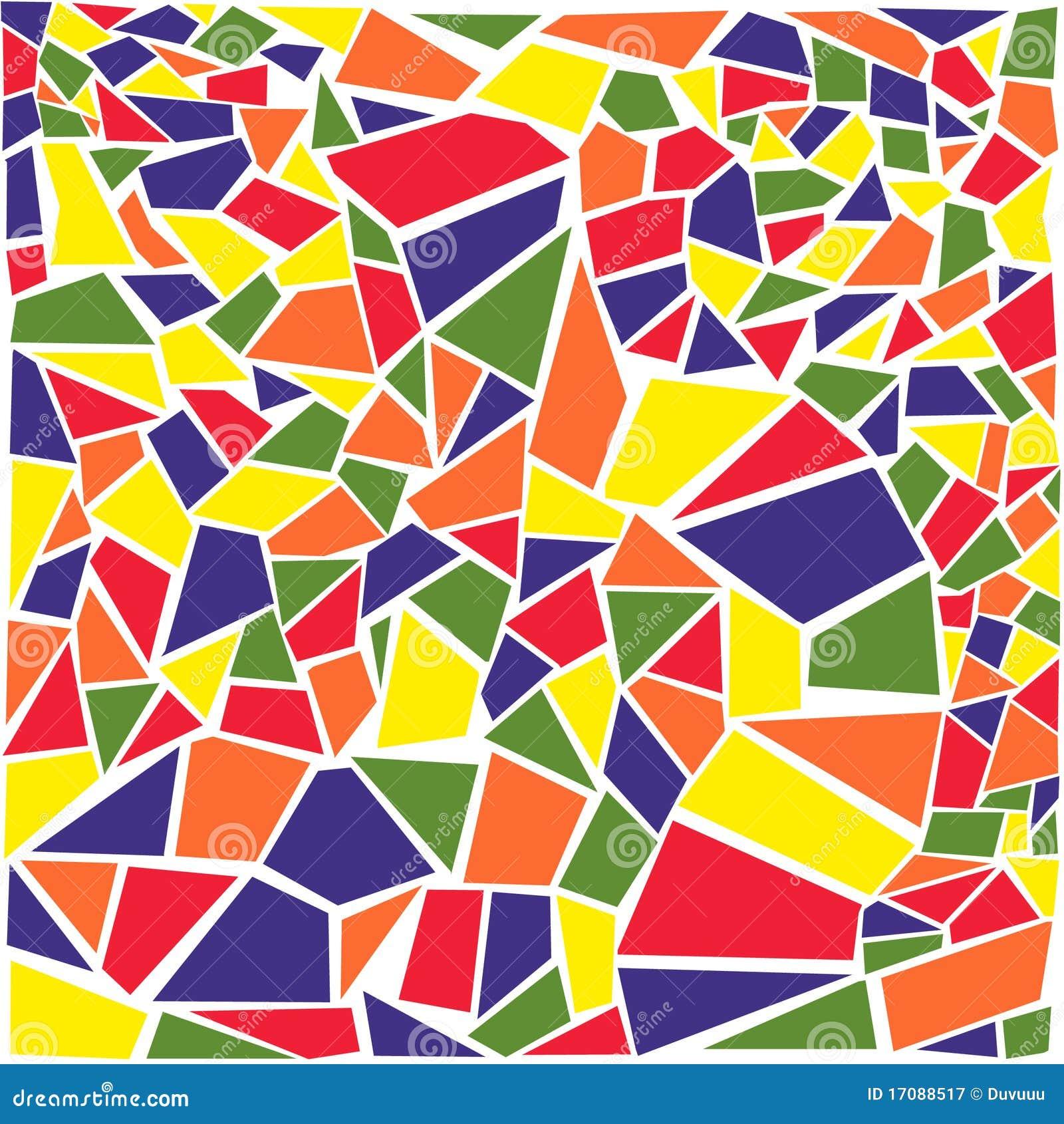 сломленная мозаика