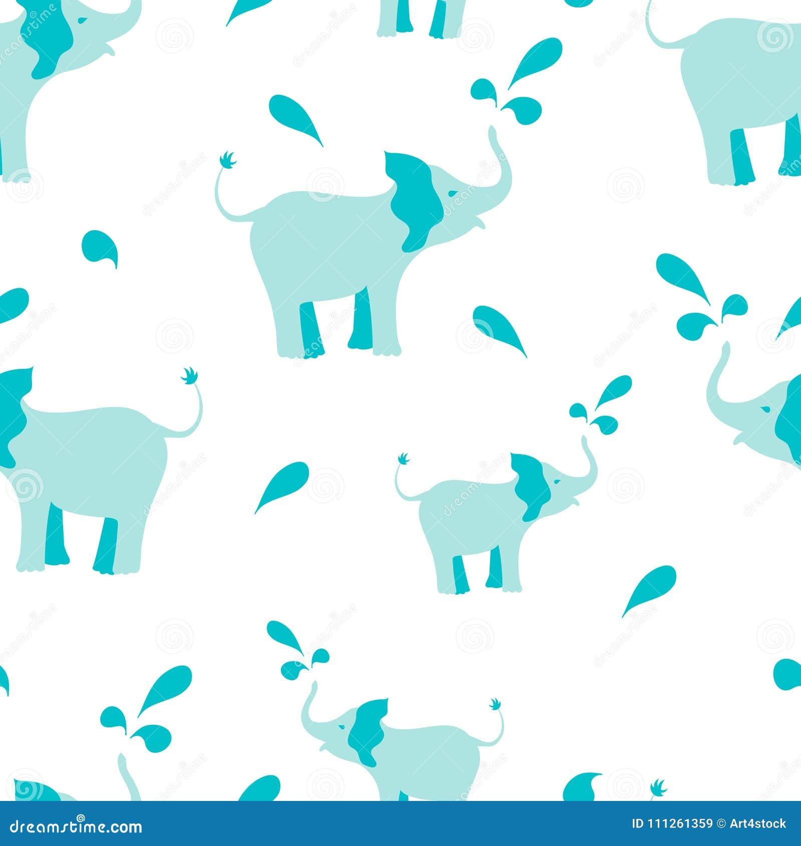 слоны делают по образцу безшовное