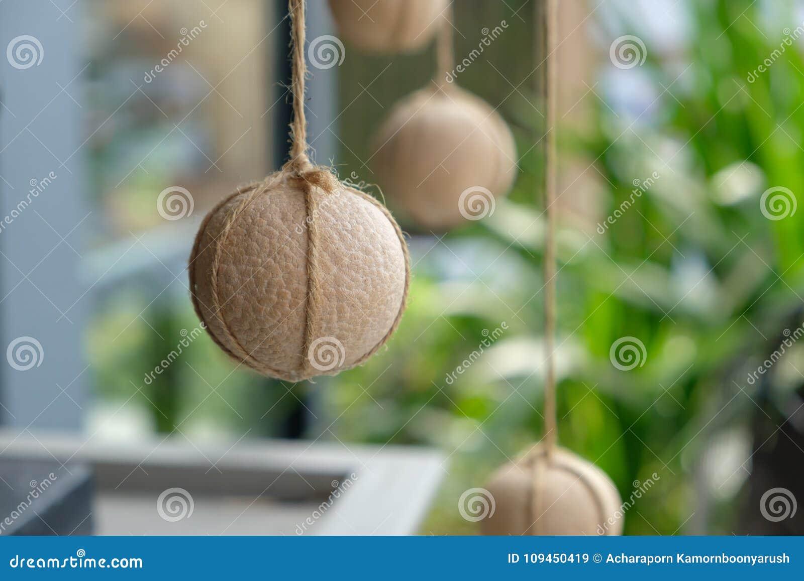 Смертная казнь через повешение раковины кокоса искусственная