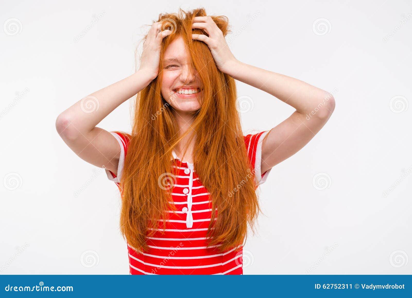 Фото девушек держащих руки за головой