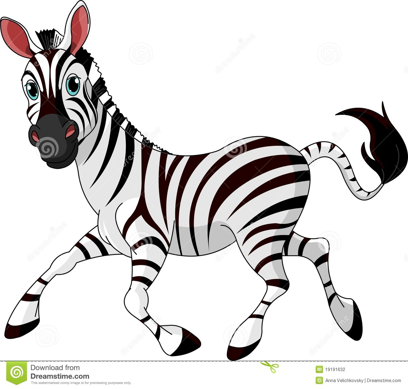 Zebra Cartoons and Comics  funny pictures from CartoonStock