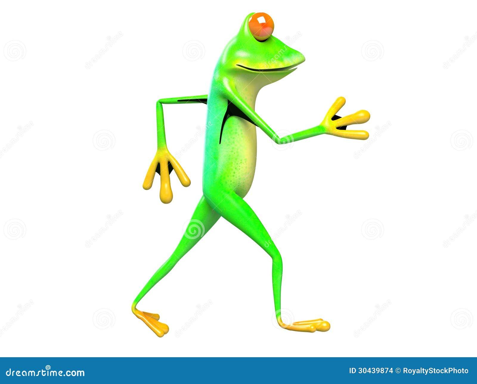 супер лягушка