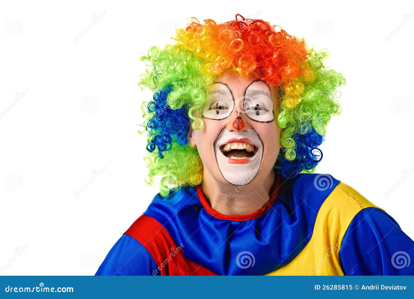картинки смешной клоун