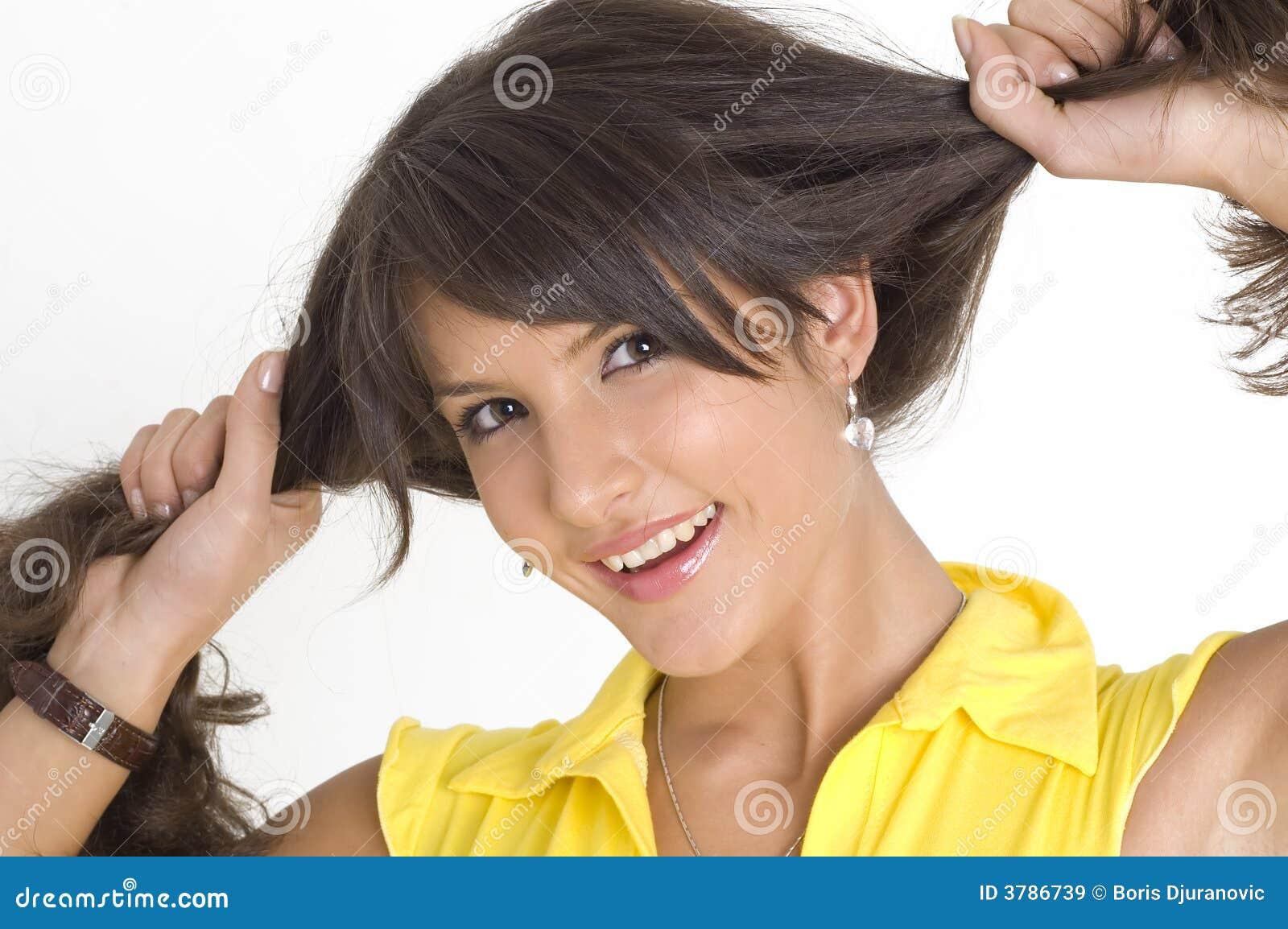 смешные картинки про волосы